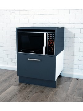 Microwave Cabinet with Base